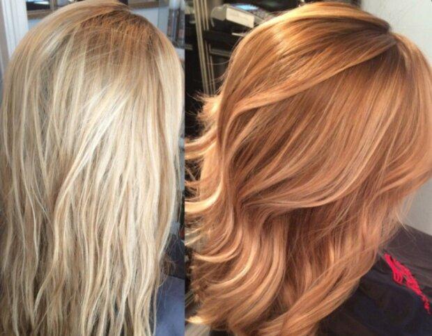 Experten haben erzählt, welche Haarfarbe eine Frau jünger machen kann