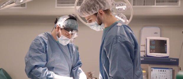 Die Schönheitschirurgie. Screenshot YouTube
