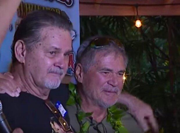 Zwei Männer fanden nach 60 Jahren Freundschaft heraus, dass sie Brüder sind
