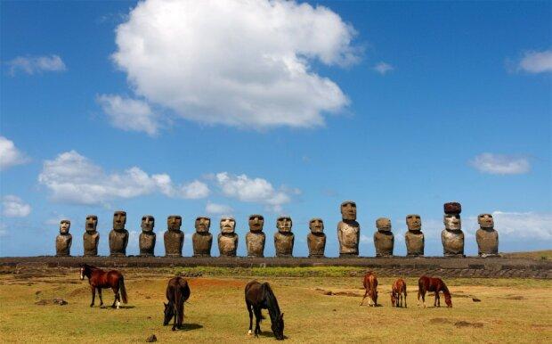 Die mysteriöse Botschaft der Ahnen: Die majestätischen Statuen Moai sind viel größer als man bisher dachte