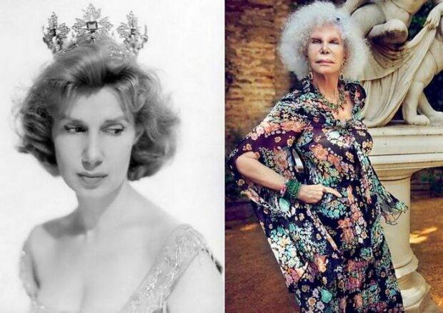 Die am meisten betitelte Herzogin der Welt: Wie Cayetana Alba in ihrer Jugend aussah