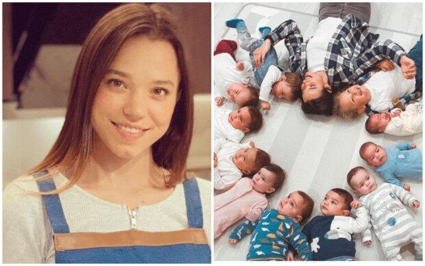 Christina und ihre Kinder. Quelle: Screenshot Youtube