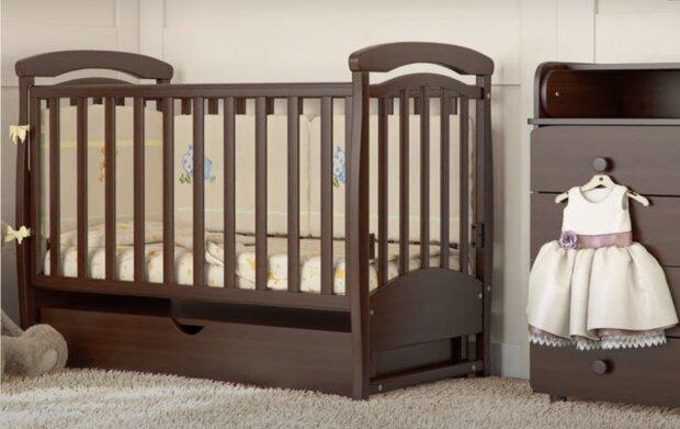 Kinderbett. Quelle: Screenshot YouTube