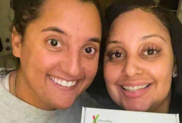Das hätte niemand gedacht: Beste Freundinnen finden heraus, dass sie Schwestern sind