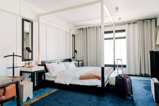 Der perfekte Job: Betten-Tester in Fünf-Sterne-Hotels