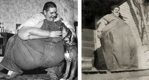 Wie der schwerste Mann der Welt lebte, der über 400 Kilo wog