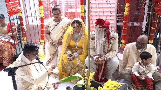 Indische Braut. Quelle: Screenshot YouTube