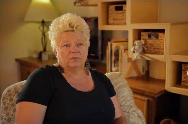 Eine kreative und aktive Besitzerin des Hauses. Quelle: Screenshot YouTube