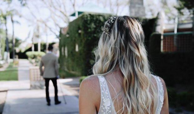 Vater wurde zur Hochzeit seiner Tochter nicht eingeladen. Quelle: Screenshot Youtube