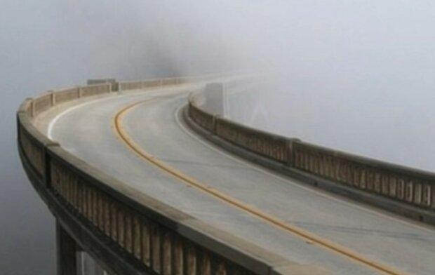 Eine der mysteriösesten Straßen. Quelle: Screenshot YouTube