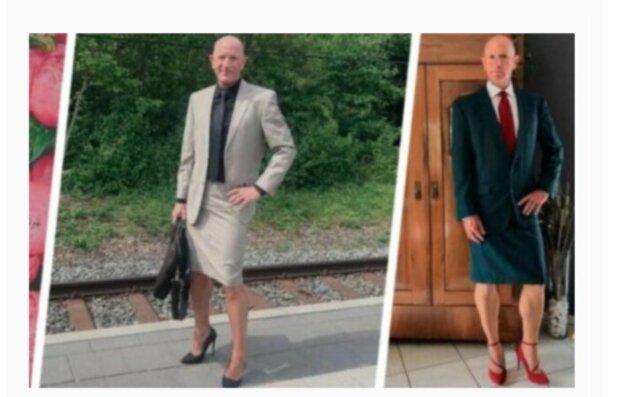 Trotz allen Stereotypen: Warum ein Mann Absätze trägt und das Leben genießt