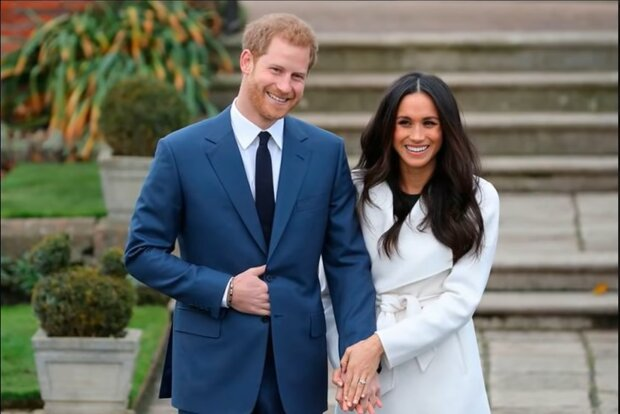 Prinz Harry und Meghan Markle. Quelle: Screenshot Youtube