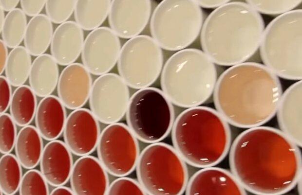 Einzigartige Installation. Quelle: Screenshot YouTube