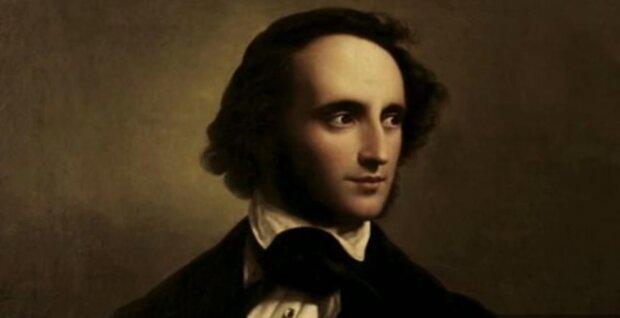 Felix Mendelssohn. Quelle: Screenshot YouTube
