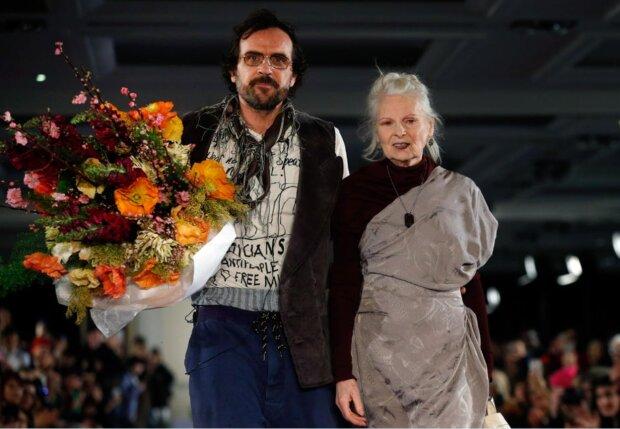 Vivienne Westwood und Andreas Kronthaler: 11 Jahre Altersunterschied sind kein Hindernis für echte Liebe
