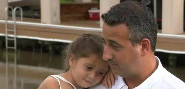 """""""Er bereut keine Minute'': Mann riskierte sein Leben, um kleine Nichte zu retten"""