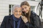 Jean-Paul Belmondo wurde im Alter von siebzig Jahren Vater: wie seine Tochter heute aussieht