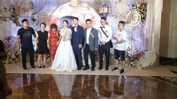 Die Hochzeit. Quelle:Screenshot YouTube