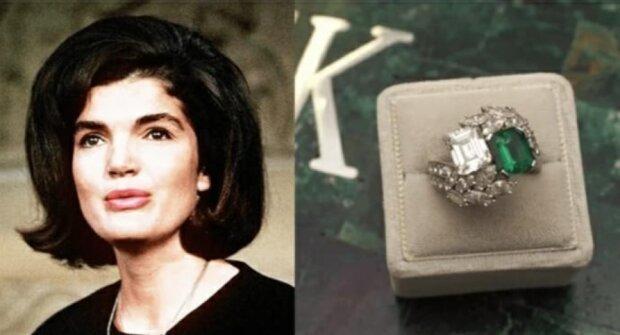 Die Geschichte von Jacqueline Kennedys Ehering