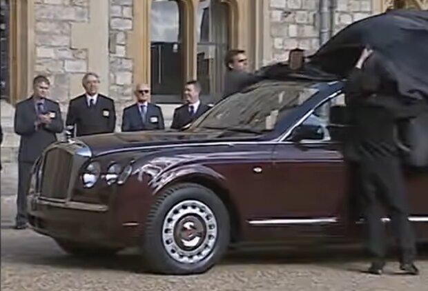 Bentley Mulsanne. Quelle: Screenshot Youtube