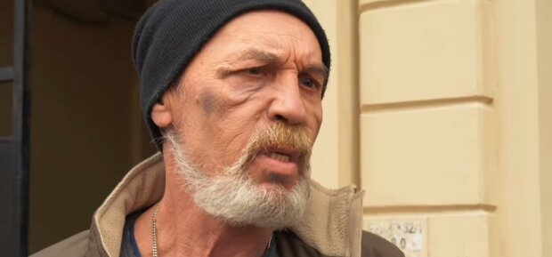 Obdachlose. Quelle: Youtube Screenshot
