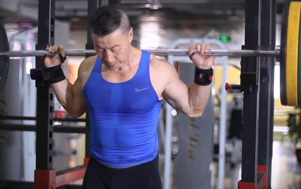 Yang Xinmin. Quelle: YouTube Screenshot