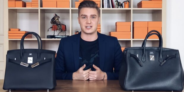 Taschen von Birken. Quelle: Screenshot YouTube