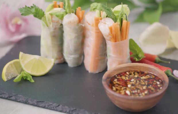Exotischer Snack zum Selbermachen. Quelle: Screenshot YouTube