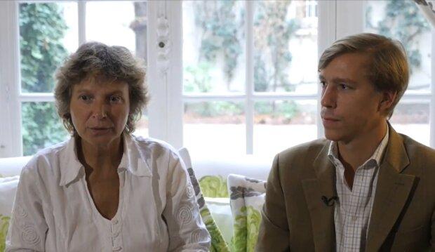 Prinz Louis von Luxemburg. Quelle: YouTube Screenshot