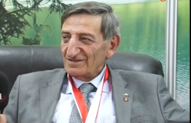 Mehmet Özyürek. Quelle: YouTube Screenshot