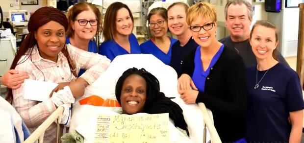 """""""Geschwindigkeitsweltrekord"""": eine Frau brachte sechs Babys in neun Minuten zur Welt"""