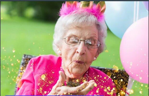 Wohlhabende Großmutter hat Ersparnisse gerettet. Quelle: Screenshot YouTube