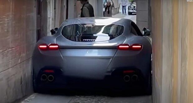Ferrari Roma. Quelle: YouTube Screenshot