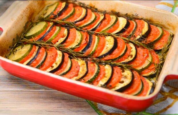 Eine nahrhafte Mahlzeit voller Vitamine. Quelle: Screenshot YouTube