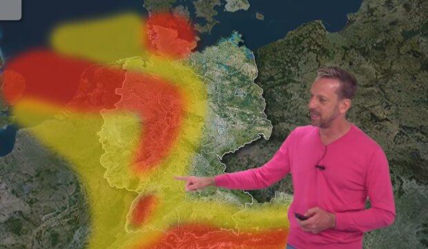 Wetterbericht. Quelle: YouTube Screenshot
