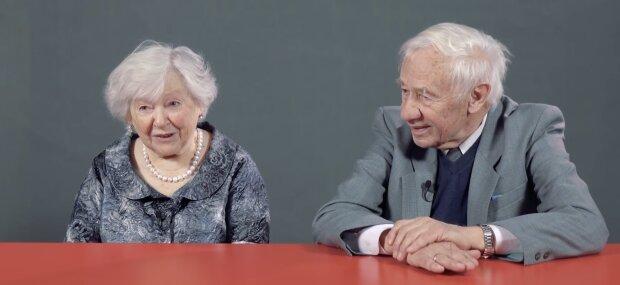 Altes Ehepaar. Quelle:  Screenshot YouTube