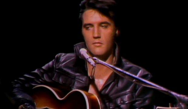 Elvis Presley. Quelle: YouTube Screenshot