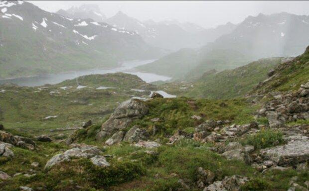 """""""Die Fremde aus Nürnberg"""": ein Vorfall in Norwegen, der nie aufgedeckt wurde"""
