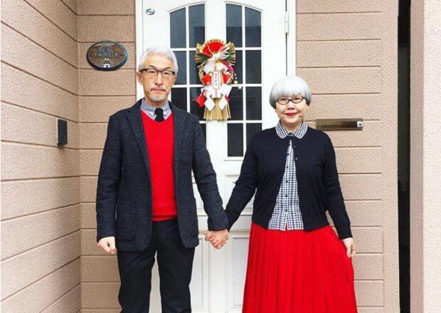 Ein Ehepaar aus Japan kleidet sich seit 38 Jahren im gleichen Stil