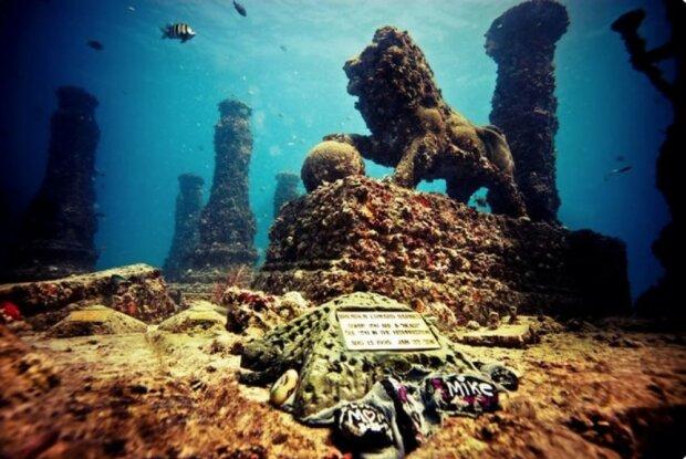 Zwölf der schönsten Unterwasserorte