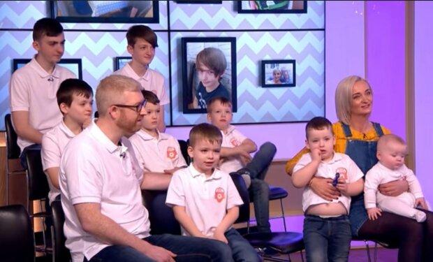 Einzigartiger Rhythmus einer großen Familie. Quelle: Screenshot YouTube