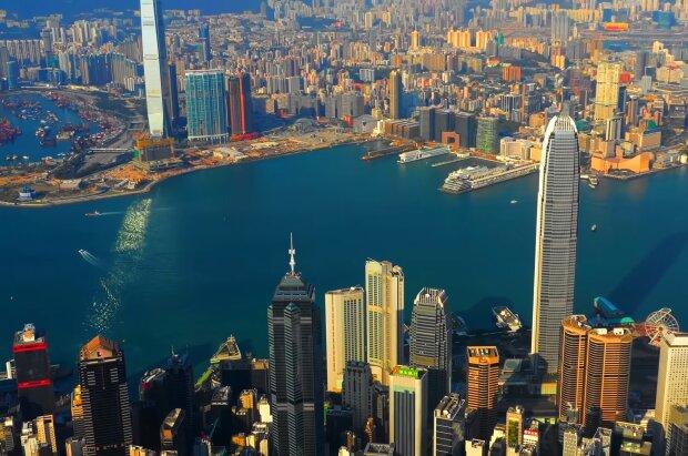 Hongkong. Quelle: Screenshot Youtube