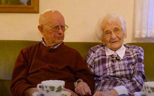 Altes Ehepaar. Quelle: YouTube Screenshot