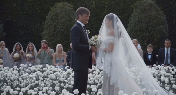 Die Hochzeit. Quelle: Screenshot YouTube