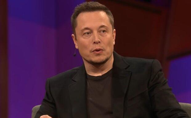 Elon Musk. Quelle: YouTube Screenshot