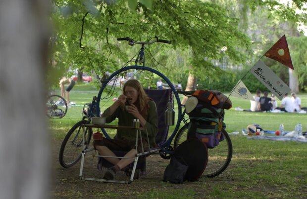 Das beste Fahrrad für Reisen . Quelle:Screenshot YouTube