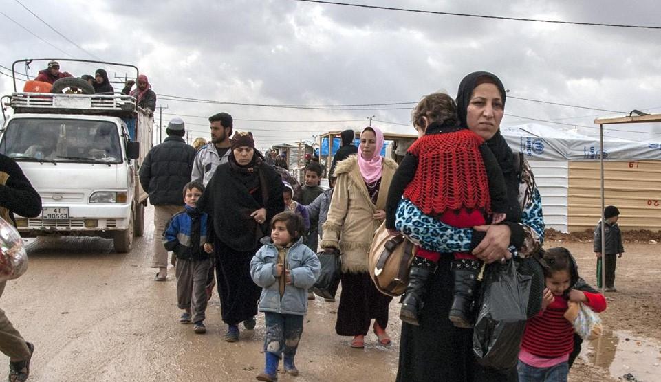 Flüchtling Findet Geld