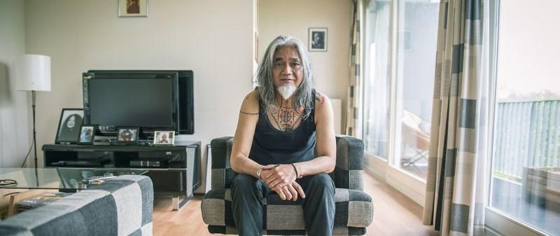 Tätowierte Omas und Opas im Fotoprojekt Tattoo Age: Es